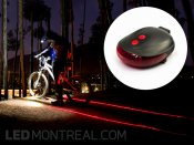 LED Light Bike Tail Laser Light-Accessory