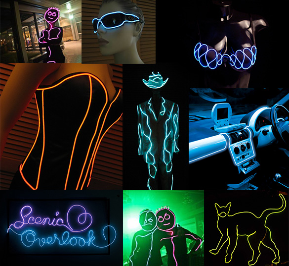 EL Wire Canada - LED Montreal