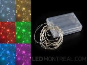 Battery Powered Fairy LED Strings